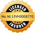 Fortified Roofing NJ Licensed and Insured