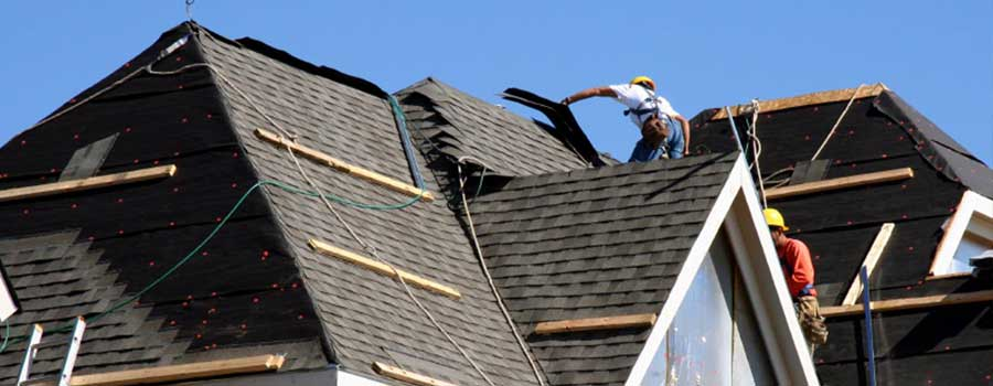 Fortified Roofing NJ Tear Off & Install New Roof Process